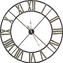 Steeple Iron Wall Clock