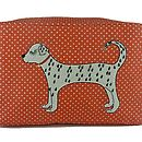 Dalmatian Cosmetic Bag More Designs