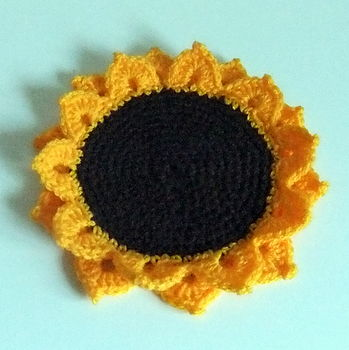 Sunflower Hotpad
