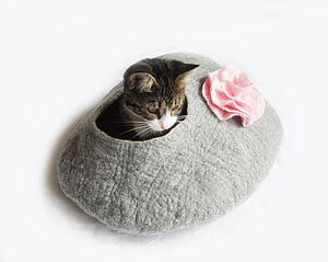 Cat Pet Bed - cats