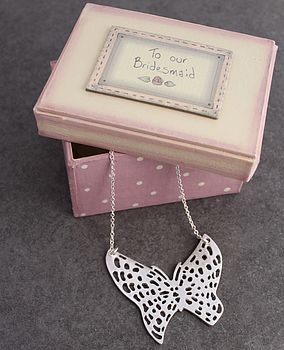 'To Our Bridesmaid' Gift Box