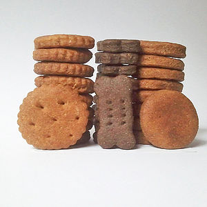 Teatime Biscuit Selection For Dogs