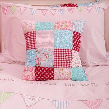 Matilda Quilted Cushion