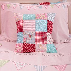 Matilda Quilted Cushion - cushions