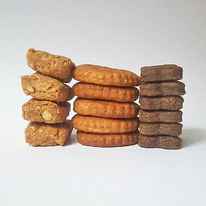 Teatime Biscuits And FlapJacks For Dogs - treats & food