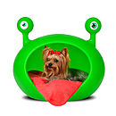 Monster Cave Pet Bed L40 X W52 X H40 Cm Guisapet