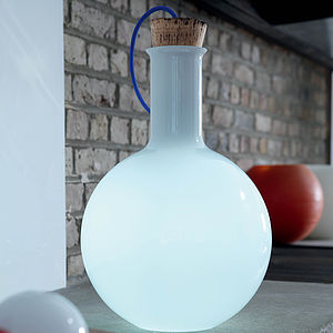 Labware Sphere Table Floor Lamp - lighting