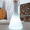 Labware Conical Table Floor Lamp