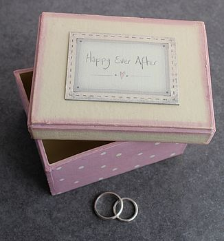 'Happy Ever After' Gift Box
