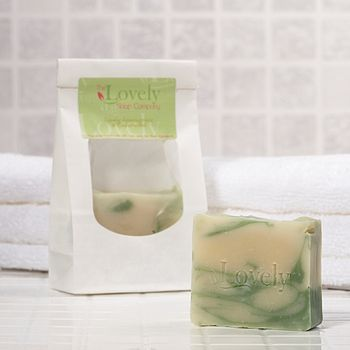Lemongrass & Cedarwood Handmade Natural Soap
