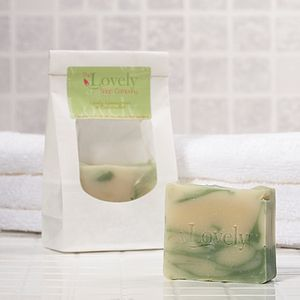 Lemongrass & Cedarwood Handmade Natural Soap - men's grooming & toiletries