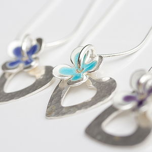 Bleujenn Heart Pendant - necklaces & pendants