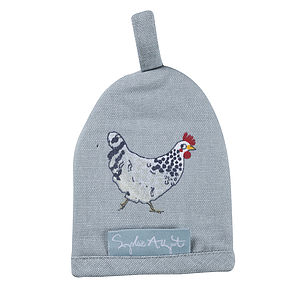Chicken Egg Cosy - egg cups & cosies