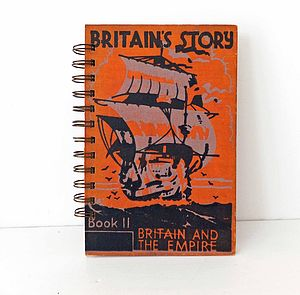 Britain's Story Notebook