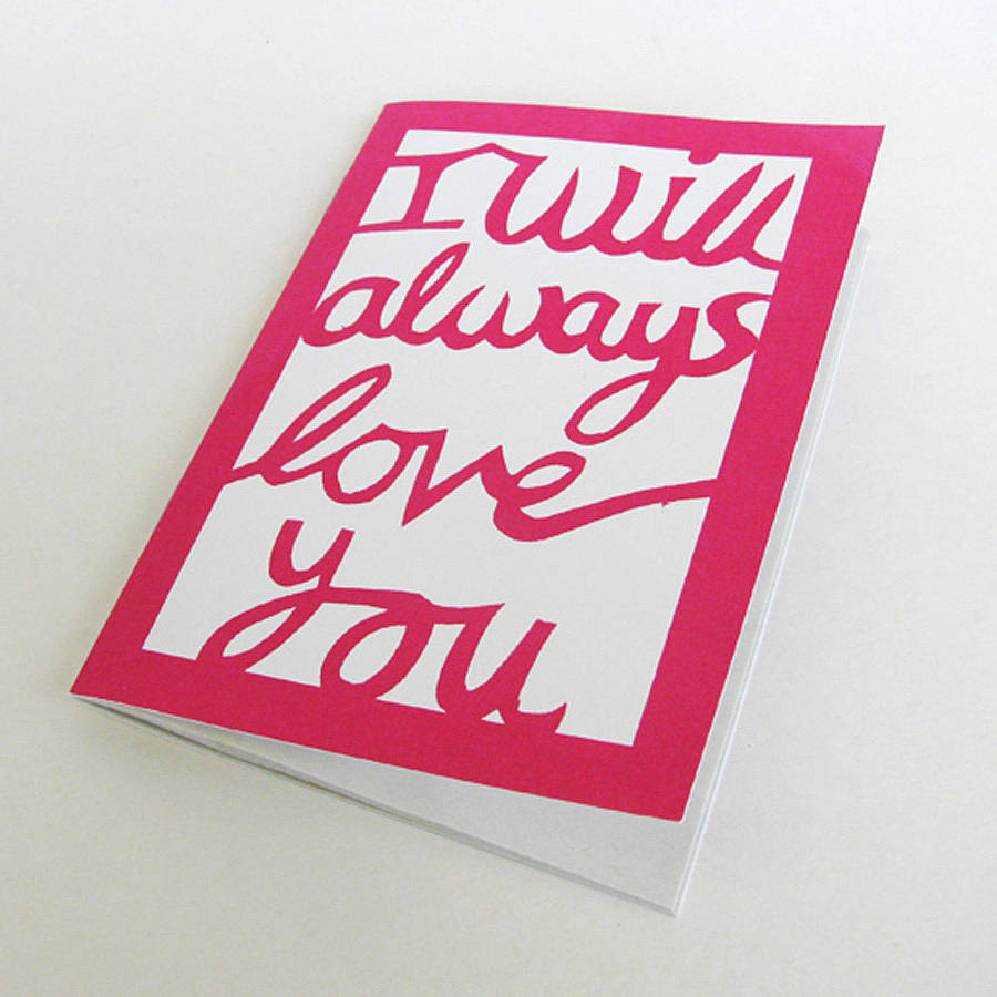 i will always love you notebook by kethi copeland
