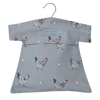 Chicken Peg Bag