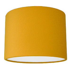 100% Wool Felt Lampshade 20 Colours - lampshades
