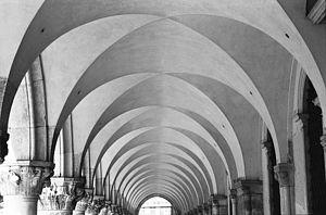 Saint Mark's Basilica, Black And White Signed Art Print - contemporary art