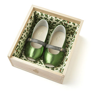 Christmas Shoes - babies' shoes, sandals & boots