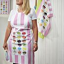 Bakers Macaroon Apron