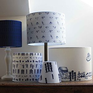 Handmade How I Wonder Boys Lampshade