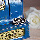 'Milestones' Vintage Register Key Cufflinks