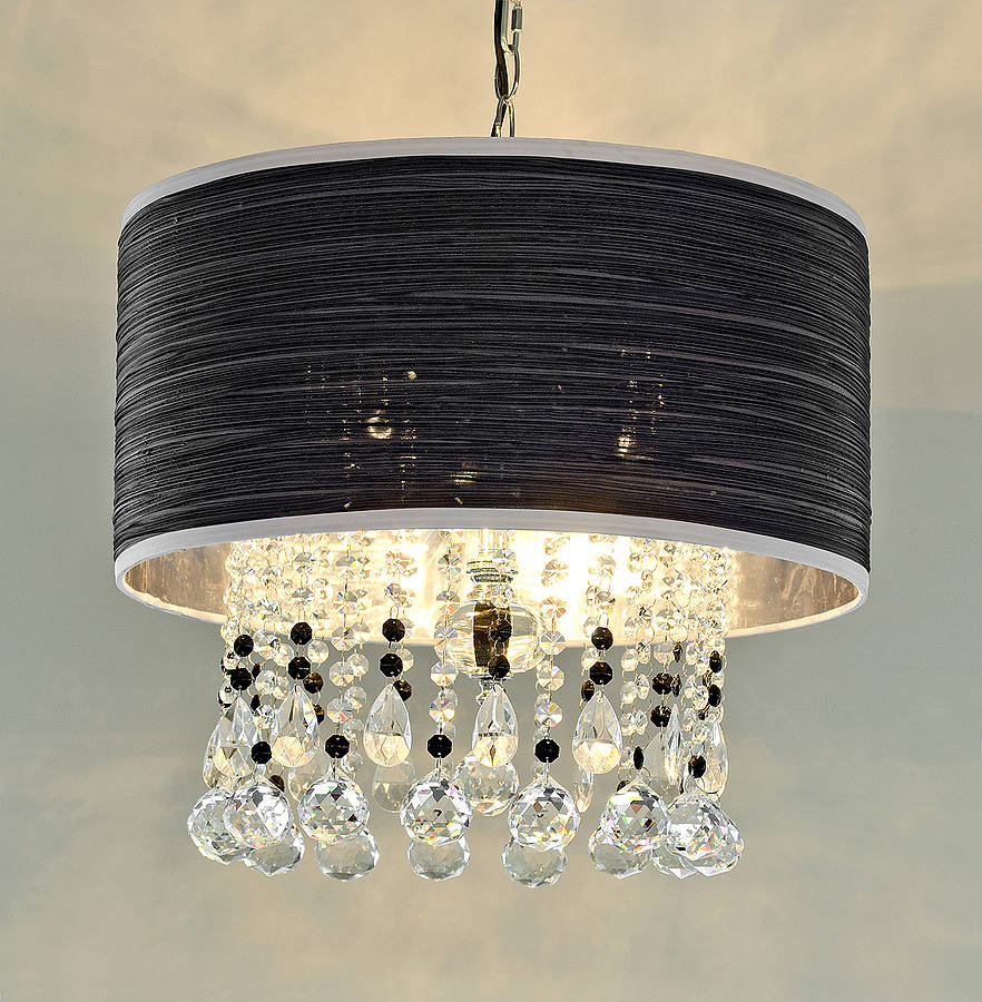 elegant pendant crystal chandelier modern lights lighting