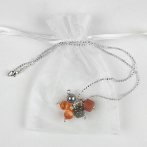 Autumnal Colour Necklace