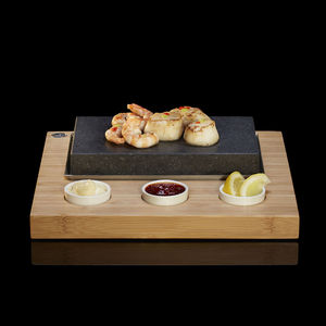 The Steak Stones Sizzling Starter Set - shop by personality