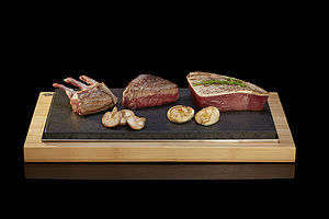 Steak Stones Sharing Plate - gifts under £100 for him