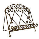 Amore Iron Cookbook Stand