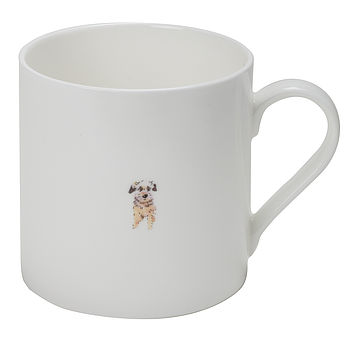 Solo Terrier China Mug