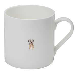 Solo Terrier China Mug - pet-lover