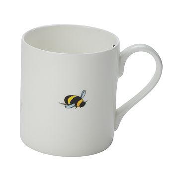 Busy Bee Solo China Mug