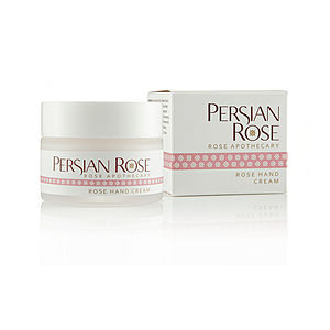 25% Off Rose Hand Cream - hand care