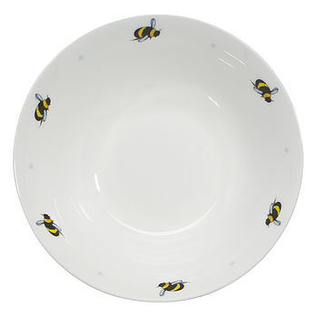 Busy Bee China Cereal Bowl