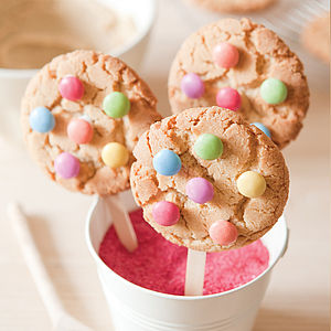 Polka Dot Cookie Pop Kit - kitchen