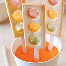 Traffic Light Cookie Pop Kit
