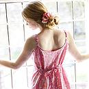 Rosy Watergarden Fleur Nightdress