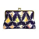 Batik Diamonds Supersnap Clutch