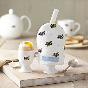 Busy Bee Egg Cosy - tableware