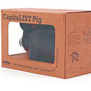 Capita List Money Bank Pig