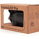 CapitaLIST Pig Money Bank