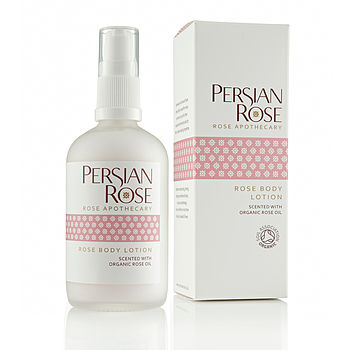 25% Off Rose Body Lotion