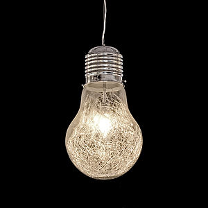 Bulb Style Chandelier - lighting
