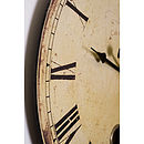 Round French Wall Clock