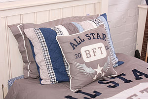 Varsity Cushion - home sale