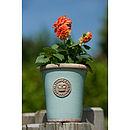 Tiffany Blue Kew Long Tom Pot