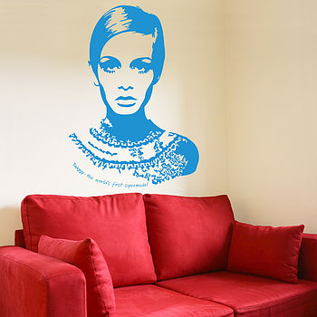 Twiggy Wall Sticker