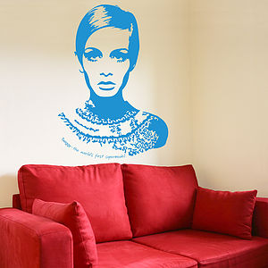 Twiggy Wall Sticker - wall stickers
